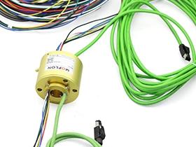 EtherCAT总线滑环集电环