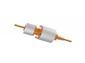 多通道光纤滑环安装方式