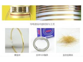 导电滑环用的材质有什么讲究?